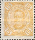 [King Carlos I of Portugal - Regular & Coated Paper, type E]