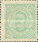 [King Carlos I of Portugal - Regular & Coated Paper, Typ E10]