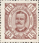 [King Carlos I of Portugal - Regular & Coated Paper, Typ E3]
