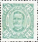 [King Carlos I of Portugal - Regular & Coated Paper, Typ E4]