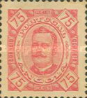 [King Carlos I of Portugal - Regular & Coated Paper, type E8]