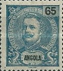 [King Carlos I of Portugal - New Colors, Typ F18]