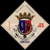 [Angolan Coat of Arms, type FV]