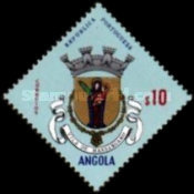 [Angolan Coat of Arms, type FW]