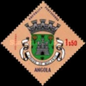 [Angolan Coat of Arms, type GA]