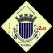 [Angolan Coat of Arms, type GB]