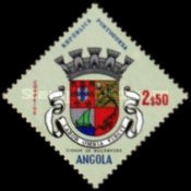 [Angolan Coat of Arms, type GC]