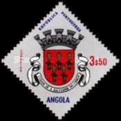 [Angolan Coat of Arms, type GE]