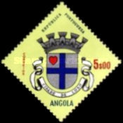 [Angolan Coat of Arms, type GF]