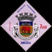 [Angolan Coat of Arms, type GG]