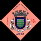 [Angolan Coat of Arms, type GH]