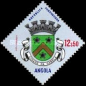 [Angolan Coat of Arms, type GI]