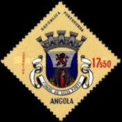 [Angolan Coat of Arms, type GK]