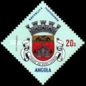[Angolan Coat of Arms, type GL]