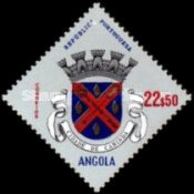 [Angolan Coat of Arms, type GM]