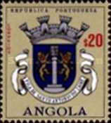 [Angolan Coat of Arms, type GR]