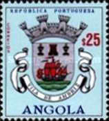 [Angolan Coat of Arms, type GS]