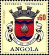[Angolan Coat of Arms, type GU]