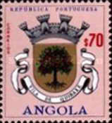 [Angolan Coat of Arms, type GV]