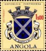 [Angolan Coat of Arms, type GW]