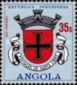 [Angolan Coat of Arms, type HK]