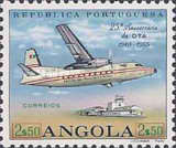 [The 25th Anniversary of Direccao dos Transportes Aereos (Angolan Airline), Typ IT]