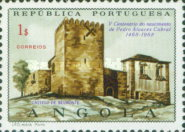 [The 500th Anniversary of the Birth of Pedro Cabral, Explorer, Typ JY]
