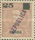 [Number 78 & 83 Surcharged & Overprinted