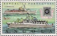 [The 100th Anniversary of Angolan Stamps, Typ KU]