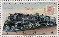 [The 100th Anniversary of Angolan Stamps, Typ KV]