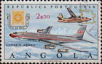 [Airmail - The 100th Anniversary of Angolan Stamps, Typ KW]