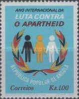 [International Anti-apartheid Year, Typ MM]