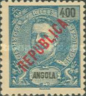 [Issues of 1898-1905 Overprinted