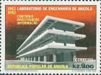 [The 20th Anniversary of the Angola Laboratory of Engineering, Typ OH]