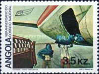 [The 185th Anniversary of the Postal Service, Typ OW]