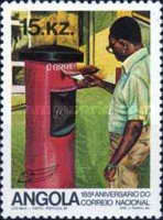 [The 185th Anniversary of the Postal Service, Typ OY]