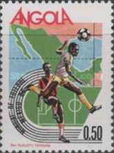 [Football World Cup - Mexico 1986, Typ QX]
