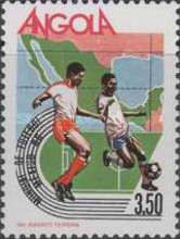 [Football World Cup - Mexico 1986, Typ QY]