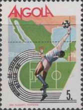 [Football World Cup - Mexico 1986, Typ QZ]