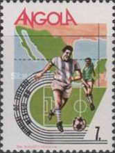 [Football World Cup - Mexico 1986, Typ RA]