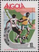 [Football World Cup - Mexico 1986, Typ RB]