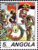 [The 30th Anniversary of Popular Movement for the Liberation of Angola, Typ RM]