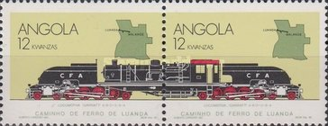 [Benguela and Luanda Railways, Typ SX]