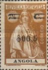 [Issues of 1911-1914 Surcharged, Typ T1]