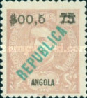 [No. 162 Surcharged - Not Issued, type T6]