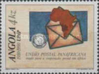 [The 10th Anniversary of the Pan-African Postal Union, Typ TD]