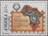 [The 10th Anniversary of the Pan-African Postal Union, Typ TE]
