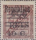 [Issues of 1902 Overprinted