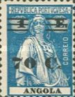 [Issues of 1923-1926 Surcharged, Typ W2]