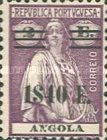 [Issues of 1923-1926 Surcharged, Typ W3]